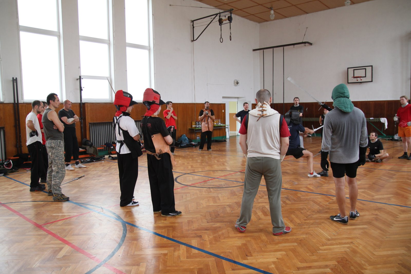 Článok: Šermiarsky seminár s medzinárodnou účasťou