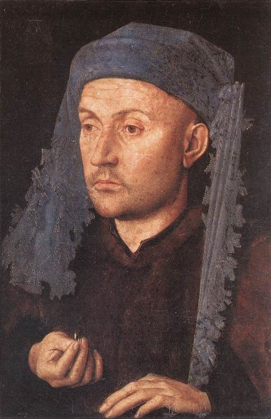 portrait of a goldsmith man with ring c. 1430.preview