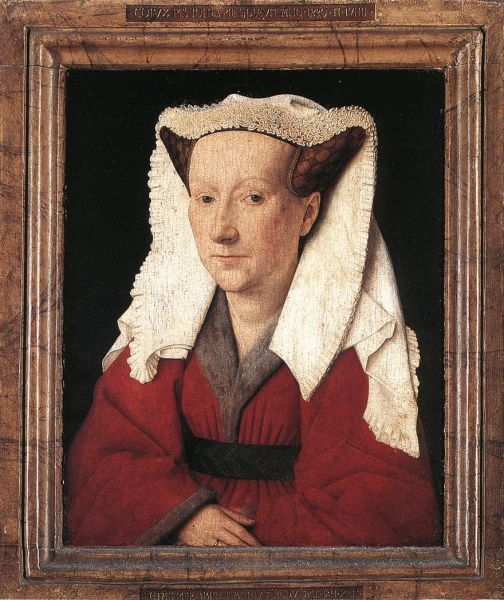 portrait of margareta van eyck 1439.preview