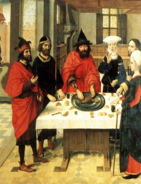 the feast of the passover 1464-67